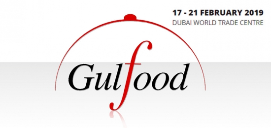 Invitation au Salon International de l'Agroalimentaire, de l'Hôtellerie et de la Restauration  GULFOOD DUBAÏ : 17 - 21 Février 2019