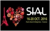Salon International de l'Alimentation et des Boissons « SIAL de Paris » 16 au 20 Octobre 2016 à Paris Nord Villepinte (France).