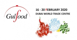 Invitation au Salon International de l'Agroalimentaire, de l'Hôtellerie et de la Restauration  GULFOOD DUBAÏ : 16 - 20 Février 2020