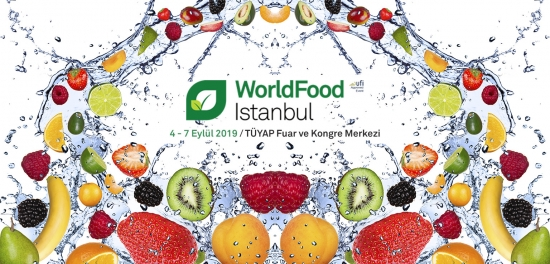 L'ALGERIE AU SALON INTERNATIONAL DE L'AGROALIMENTAIRE WORLD FOOD ISTANBUL DU 04 AU 07 SEPTEMBRE 2019